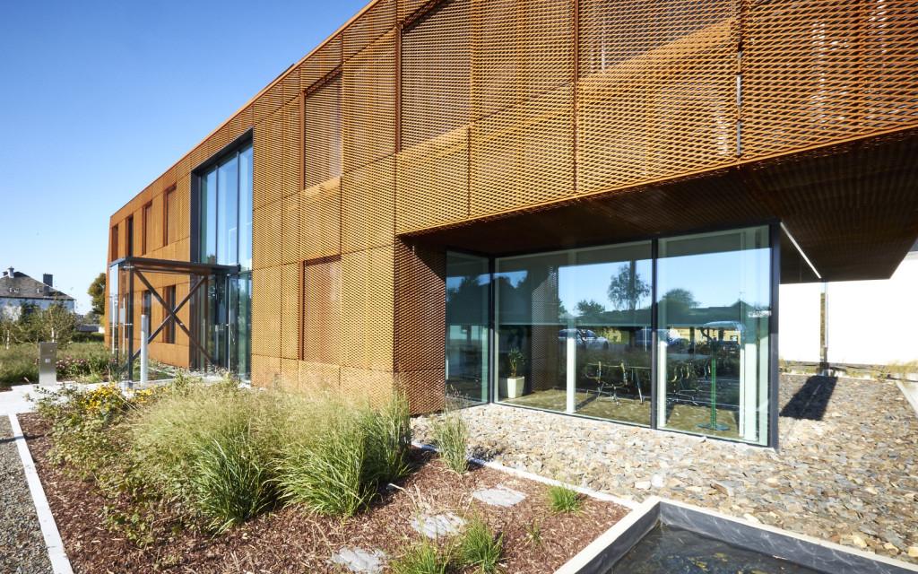 Awesome Architecture Acier Corten Ideas - ansomone.us - ansomone.us